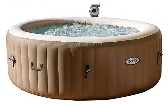 СПА бассейн Intex PureSpa Bubble Therapy 28404