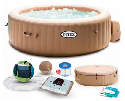 СПА бассейн Intex PureSpa Bubble (28426)