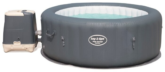 СПА бассейн Bestway Lay-Z-Spa Palm Springs HydroJet 54144