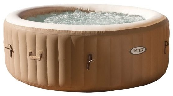 СПА бассейн Intex Pure Spa Bubble Massage 28408