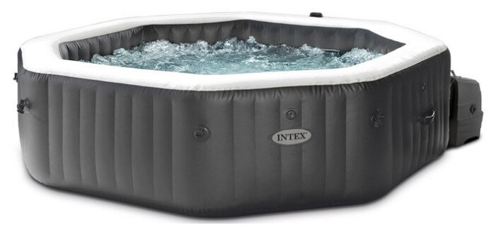 СПА бассейн Intex Jet and Bubble Deluxe 28462, 218х71 см