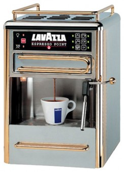 Кофемашина Lavazza Espresso Point Matinee Gold