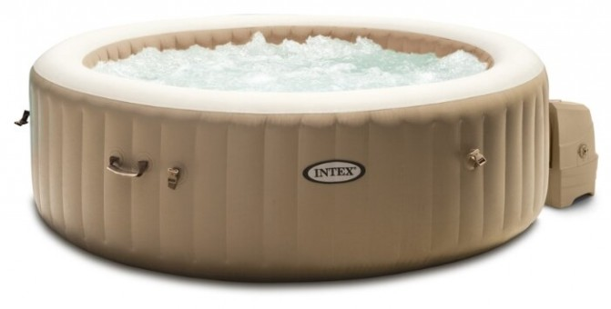 СПА бассейн Intex PureSpa Bubble Therapy 28428